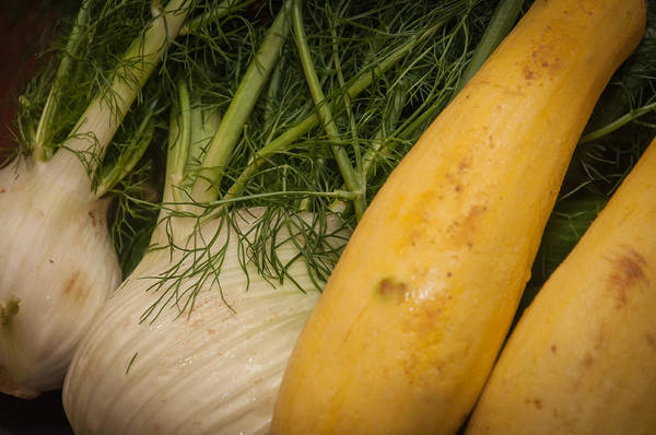 Photograph - Fennel And Squash by Frank Mari
