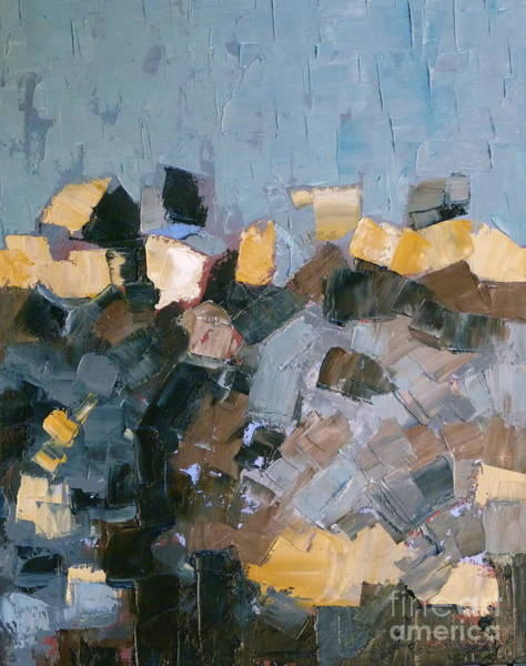 Painting - Fertile Ground by Susan A Becker