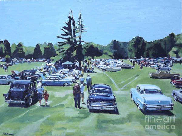 Painting - Field Of Dreams by Deb Putnam