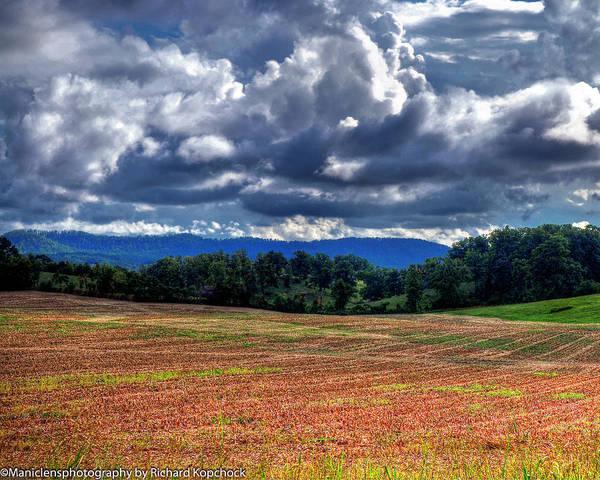 Photograph - Fields Of Dreams by Richard Kopchock