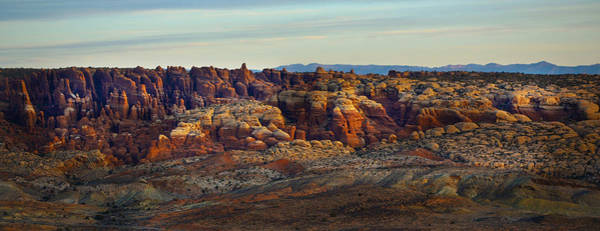Photograph - Fiery Furnace Arches National Park by Marilyn Hunt