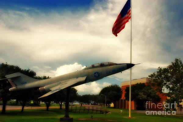 Photograph - Fighter Jet Panama City Fl by Susanne Van Hulst