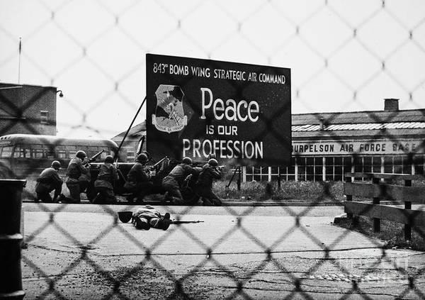 Photograph - Film: Dr. Strangelove by Granger