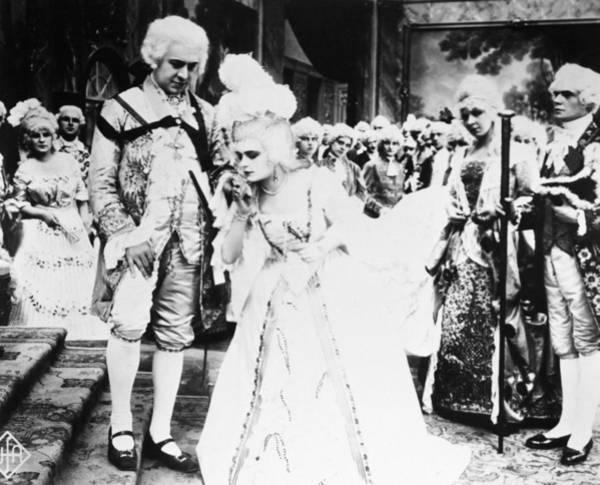 Mistress Photograph - Film: Madame Du Barry, 1919 by Granger