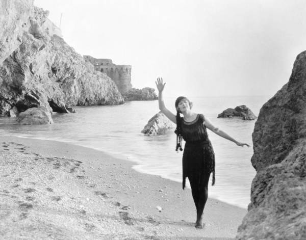 Photograph - Film Still: Beach by Granger
