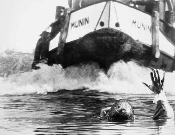 Drown Photograph - Film: The Prize, 1963 by Granger