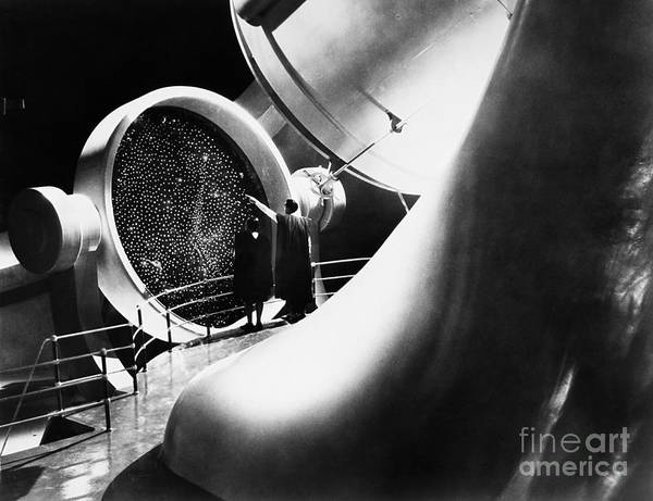 Photograph - Film: Things To Come, 1936 by Granger