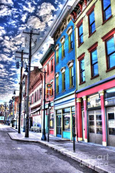 Findlay Market Photograph - Findlay Market 1 by Jeremy Lankford