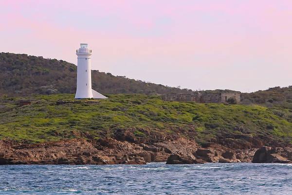 Photograph - Fingal Lighthouse by Paul Svensen