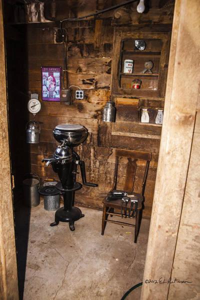 Photograph - Finken Utility Room by Edward Peterson