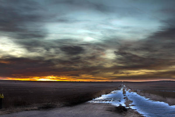 Wall Art - Photograph - Fire And Ice by Thomas Zimmerman