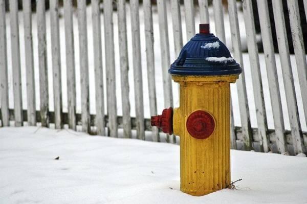 Waterbury Photograph - Fire Hydrant by Ryan Louis Maccione
