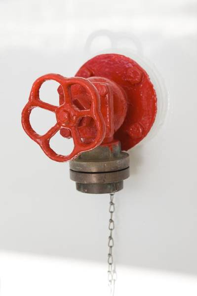 Water Hydrant Photograph - Fire Water Supply Tap by Cristina Pedrazzini