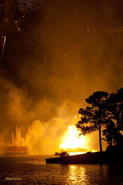 Photograph - Firestorm by Michelle Constantine