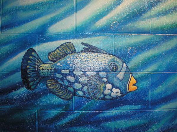 Painting - Fish by Igor Postash