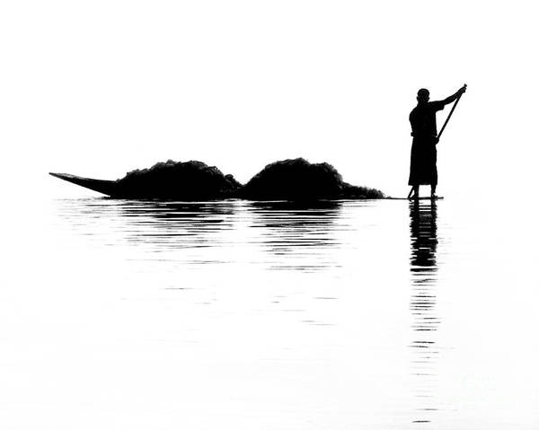 Photograph - Fisherman by Kate McKenna