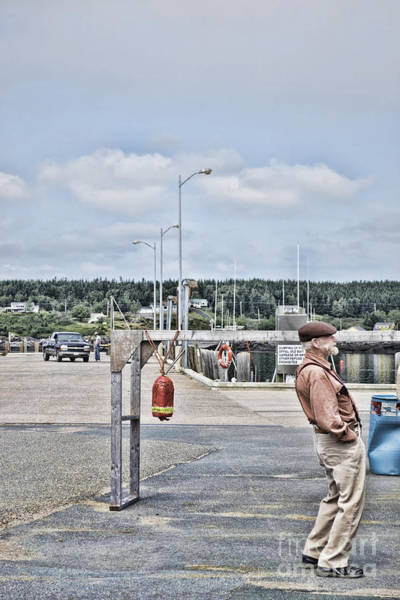 Photograph - Fisherman by Traci Cottingham