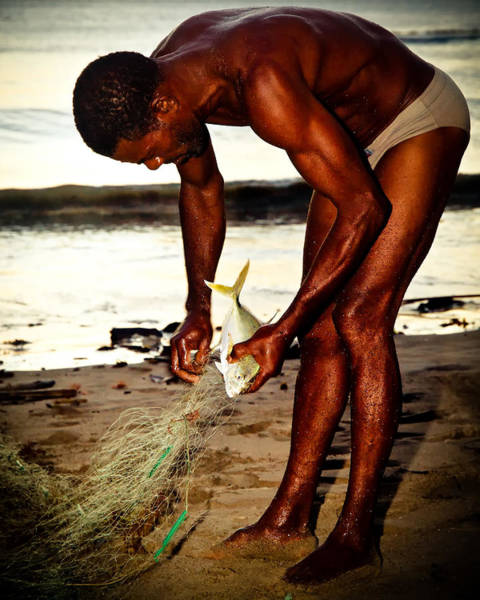 Photograph - Fisherman's Catch by Daniel Marcion