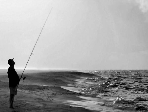 Photograph - Fishin The Gulf by Kristin Elmquist