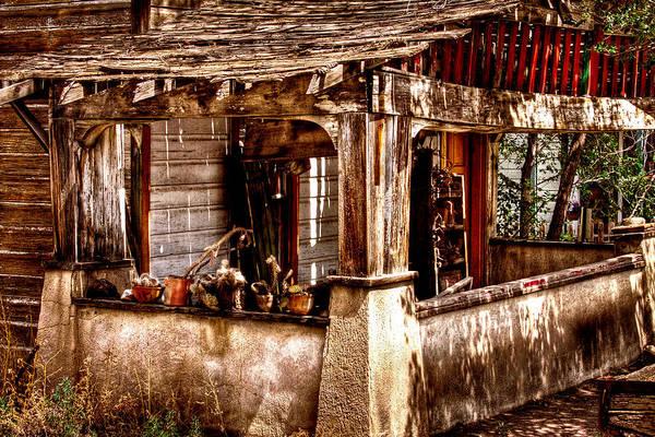Photograph - Fixer Upper by David Patterson