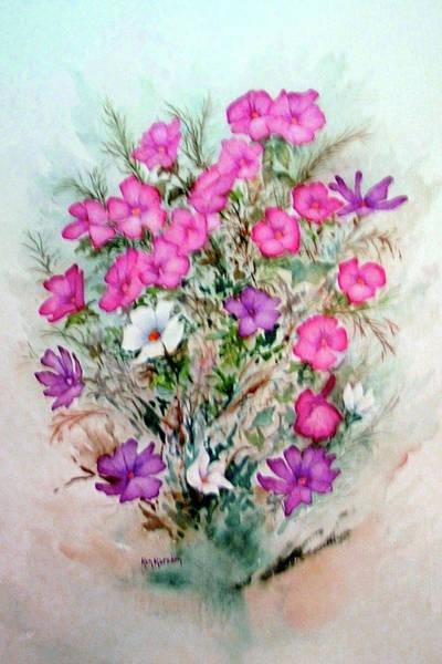 Floral 11052011 Art Print