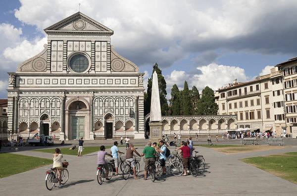 Photograph - Florence Basilica Santa Maria Novella by Matthias Hauser