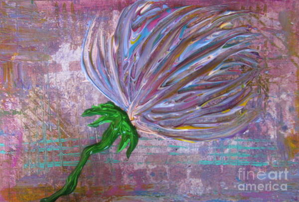 Painting - Flowers 9 by Jacqueline Athmann