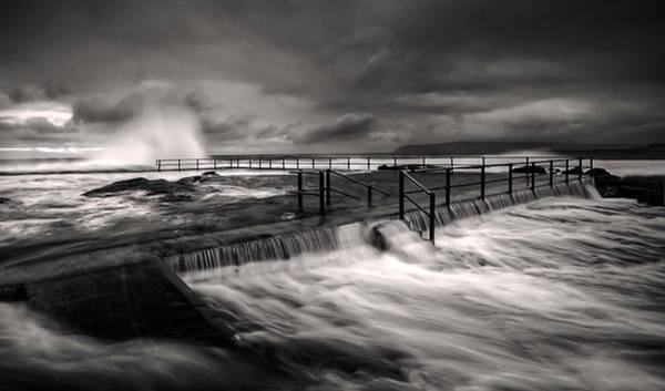 Photograph - Flowing Mood by Mark Lucey