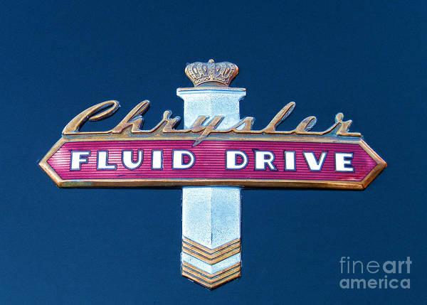 Photograph - Fluid Drive by Elena Nosyreva