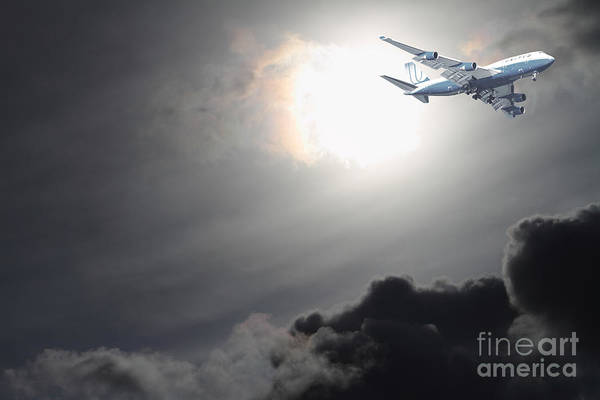 Photograph - Flying The Friendly Skies by Wingsdomain Art and Photography