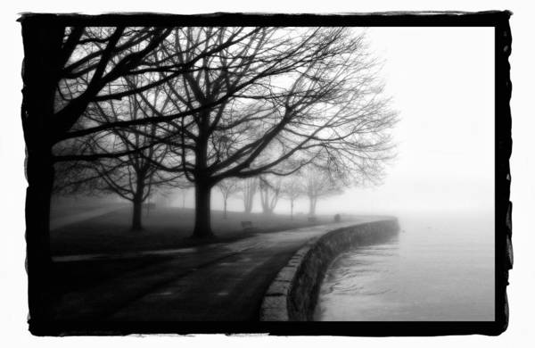 Pyrography - Foggy Day H-1 by Mauro Celotti