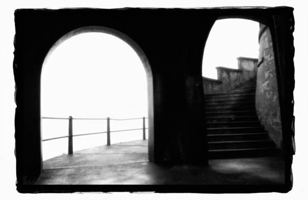 Pyrography - Foggy Day H-1b by Mauro Celotti