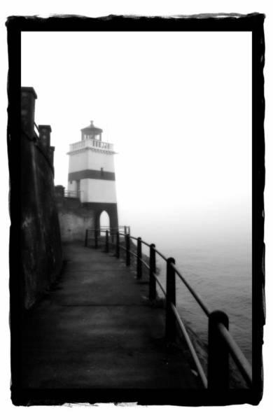 Pyrography - Foggy Day V-3 by Mauro Celotti