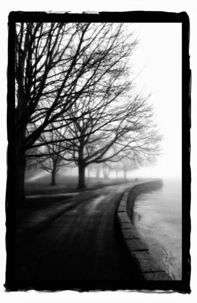 Pyrography - Foggy Day V-5 by Mauro Celotti