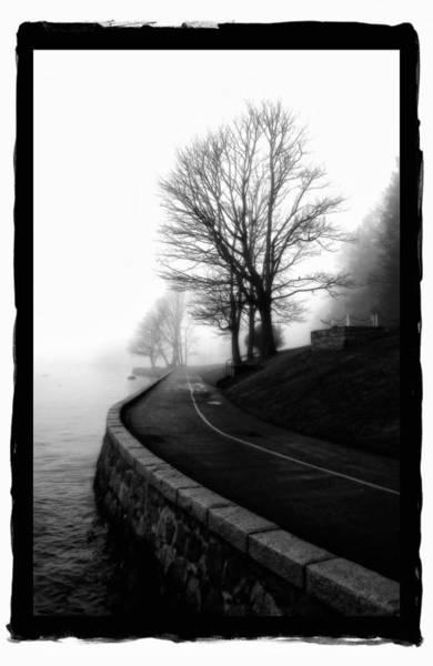 Pyrography - Foggy Day V-6 by Mauro Celotti