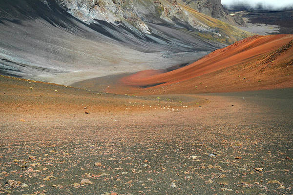 Photograph - Follow The Curve In The Volcano by Pierre Leclerc Photography