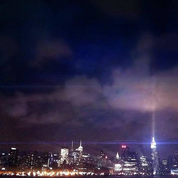 Gotham Wall Art - Photograph - For The Second #night, Inexplicable by Justin DeRoche