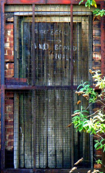 Photograph - Forbidden Door by Roberto Alamino