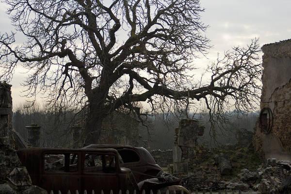 Crumble Photograph - Forsaken by Georgia Fowler