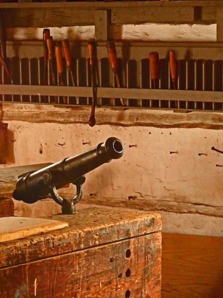 Photograph - Fort George 25 by Cyryn Fyrcyd