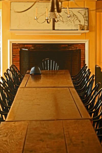 Photograph - Fort George 61 Table by Cyryn Fyrcyd