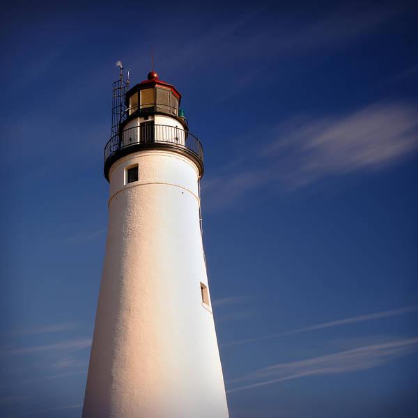 Wall Art - Photograph - Fort Gratiot Lighthouse by Gordon Dean II