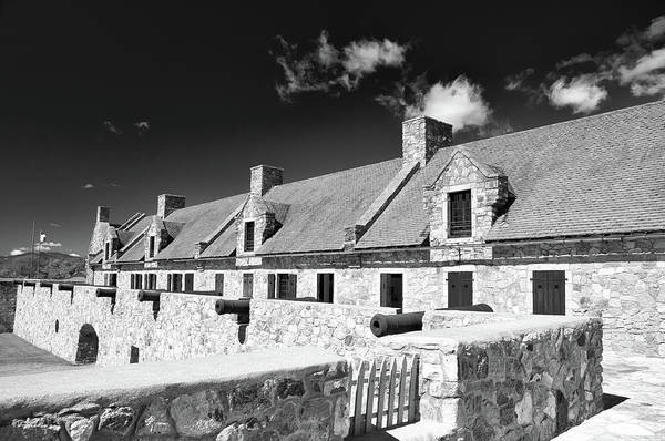 Photograph - Fort Ticonderoga 8715 by Guy Whiteley