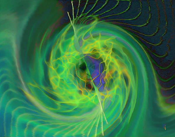 Hurricane Digital Art - Frankenstorm Hurricane Sandy by  Fli Art
