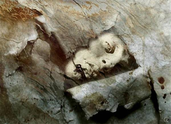 Clay Digital Art - Free Me by Gun Legler