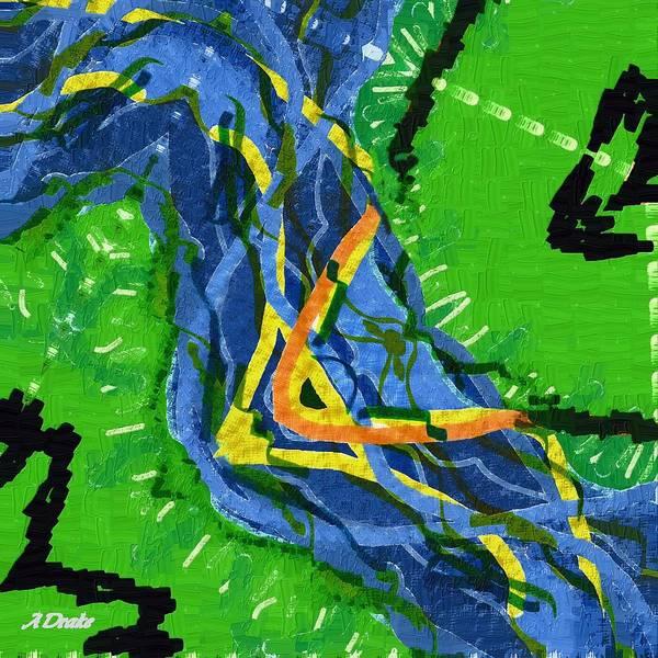 Freedom River Art Print