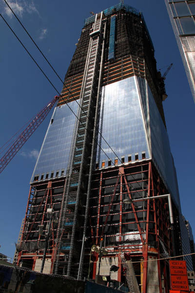 Photograph - Freedom Tower 5 by Andrew Fare