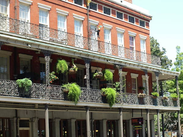 Photograph - French Quarter - 1 by Jeffrey Peterson