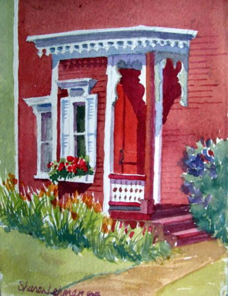 Painting - Fresh Paint by Sharon Lehman