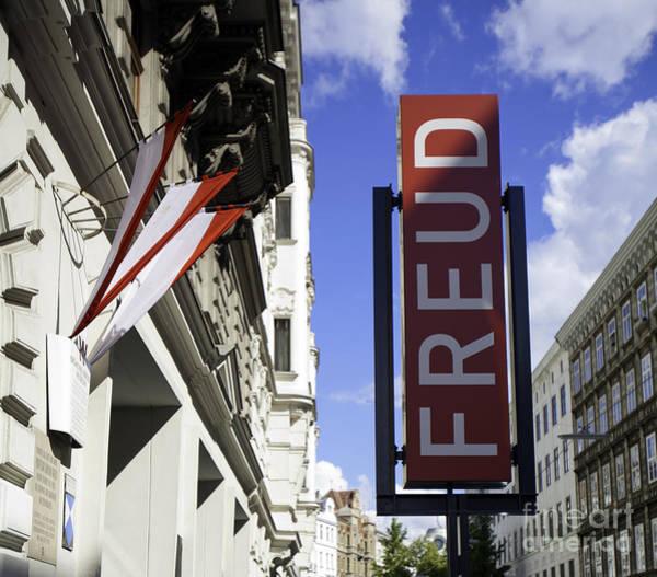 Wall Art - Photograph - Freud - Beggasse 19  by Madeline Ellis